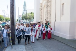 Mission Dolores - Wielki Piątek