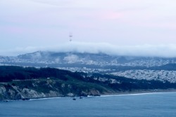 Mgła nad zatoką